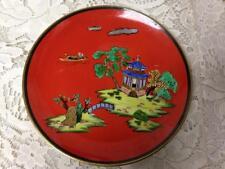 Vintage, Noritake, Japan, Gaudy Blue Willow 6.25in Plate