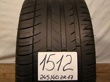 1 x Sommerreifen Michelin Pilot Exalto PE2  245/40R17 91W.4,5mm