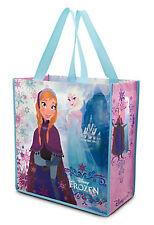 Disney Store Frozen Elsa Anna Tote Bag Gift Bag