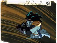 Jojo's Bizarre Adventure Anime Cel BG Jotaro Stand Star Platinum vs. Dio 1993