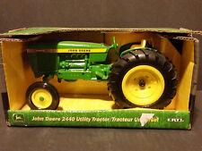 2001 ERTL 1/16 Scale John Deere 2440 Utility Tractor