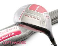 COBRA MAX PINK OFFSET 3 WOOD 19º GRAPHITE LADIES + COVER - LH NEW #E3475
