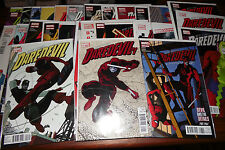 Daredevil (2011) #1-33 set  Mark Waid run 1st print lot