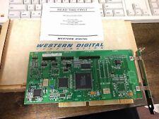 Vintage 1989 Western Digital WD1006V-MM1 MFM hard disk controller ISA 1:1 NOS