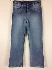 Mtwtfss Weekday Women Jeans Organic Cotton Cut 25 Medium Waist Comfort Fit