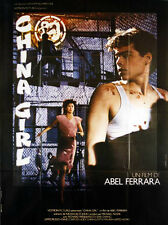 Affiche 120x160cm CHINA GIRL (1987) Abel Ferrara - James Russo, Panebianco NEUVE