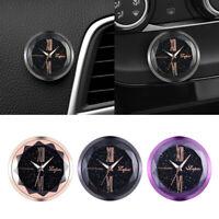 Mini elektronische Uhr zum Aufkleben Uhr für Auto Boot Motorrad Interieur