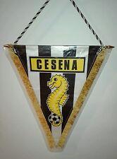 Gagliardetto Cesena calcio scudetto pennant vintage rare soccer football