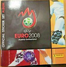 Euro 2008 official mini sticker set. Panini. Mint condition, original