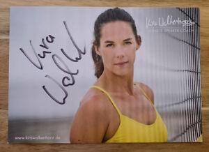 NEU * Autogrammkarte von Kira Walkenhorst * Beachvolleyball * BRAND NEU 2021
