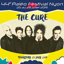 THE CURE. PALEO FESTIVAL. NYON 2019. 2 CD.