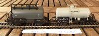 Fleischmann Piko H0 Set 2 Kesselwagen Digital mit Zugschlusslicht DR Ep.3