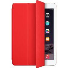VGC Genuine Original Apple iPad Air 1 & 2 Smart Cover Red Mgtp2zm/a