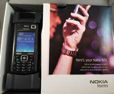 CELLULARE Nokia N70 USATO CON SCATOLA ORIGINALE ED ACCESSORI SIM unlocked