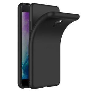 Cover case custodia MEIZU M5 TPU ultra slim silicone NERA morbida 0,3mm gomma