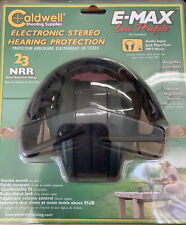 New listing Caldwell E-Max Low Profile Hearing Protection Ear Muffs - 487557