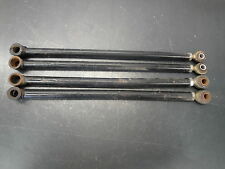 1994 94 POLARIS INDY 600 XLT TRIPLE SNOWMOBILE SUPPORT BARS TIERODS RODS