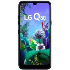 LG Q60 64GB Aurora Black Dual SIM DEBLOQUE COMME NEUF