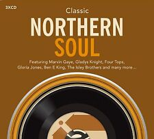 VARIOUS ARTISTS - CLASSIC NORTHERN SOUL 3 CD SET - **FREE UK P&P**