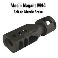 Mosin Nagant M44 Muzzle Brake Bolt on Tanker Competition