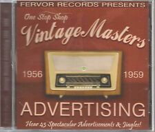 Arizona VINTAGE Radio Ads CD 56-63 48 tracks 30 & 60 sec Blakely's Gas, etc