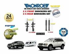 FOR VOLVO XC90 T6 V8 D3 D5 2002-> NEW 2 X FRONT + 2x REAR SHOCK ABSORBER SET