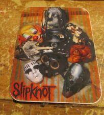 Slipknot Sticker CollectiBle Rare Vintage 2000 Metal Live