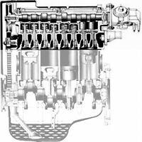 Kit Guarnizioni Smeriglio senza testa per VM Trattori 152 SU  2 cilindri  D.105