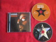 RINGO STARR PHOTOGRAPH THE VERY BEST OF RINGO 20 TRACK CD + DVD BEATLES