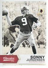 2016 Classics Football #164 Sonny Jurgensen Washington Redskins