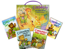 Corduroy 4 Board Book Collection based on series by Don Freeman NEW
