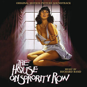 THE HOUSE ON SORORITY ROW (MUSIQUE DE FILM) - RICHARD BAND (CD)