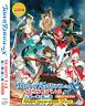 DVD ANIME Tales of Zestiria The X Sea 1&2 Vol.1-26 End ENGLISH VERSION+FREE SHIP