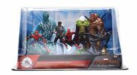 MARVEL Disney 7 FIGUREN Set  Spider-Man Far From Home AVENGERS Mysterio MJ