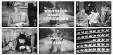 16mm Film: WONDERFUL WORLD OF LITTLE JULIUS (1960 TV show) PILOT - Near Mint