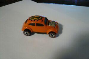 Hot Wheels Custom Volkswagen Redline 1967 Mattel Bug Beetle Vintage clean