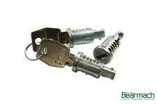 Türschloss Set 3 Schloss Zylinder & 2 Schlüssel Satz - Land Rover Defender 90-