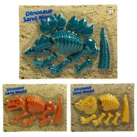 Dinosaur Sand Mould (Triceratops For The Beach)