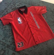 Vintage 90s Nike XXL Chicago Bull Shooting Warm Up Uniform NBA Michael Jordan