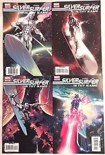SILVER SURFER: IN THY NAME#1-4 VF/NM LOT 2008 MARVEL COMICS