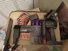 Dyson DC31 Animal - Gray/Purple - Vacuum Cleaner NICE USED SHAPE GREAT SUCTION