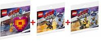 LEGO® The Lego Movie 2 Sammlung - 30340 + 30528 + 30529 - POLYBAG - NEU / OVP