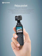Feiyu 3-Axis Handheld Pocket Gimbal Stabilizer 4K Camera with WiFi 120° Rotating