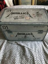 Metallica Live Shit Binge & Purge Box With CDs And VHS