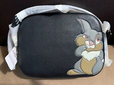 NWT Coach Disney X Camera bag  Bambi Thumper  black crossbody 69253 SOLD OUT!