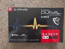 Sapphire AMD Radeon RX 570 Pulse ITX 4G GDDR5 PCI-E Video Card DVI HDMI DP