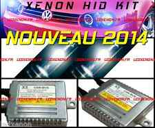 ★2014★ KIT XENON HID AMPOULE H7 VW GOLF 4 TDI I SDI R32 PACK TUNING CONVERSION