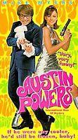 Austin Powers: International Man of Mystery (VHS, 1997)