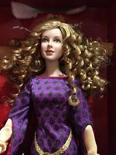 New ListingFranklin Mint 16� Guinevere Fashion Doll Camelot!