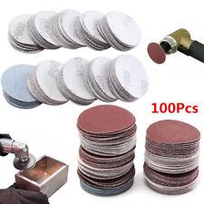 100Pcs 3000 Grit Sander Disc Car Sanding Polishing Pads Abrasive Sandpaper Set